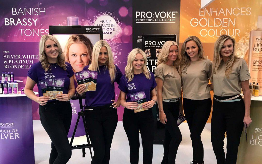 NEC Promo Girls