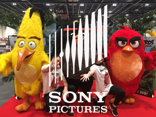 Sony Pictures Promo Staff
