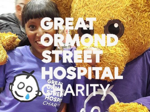 Great Ormond Street Hospital Charity Exhibition Staff