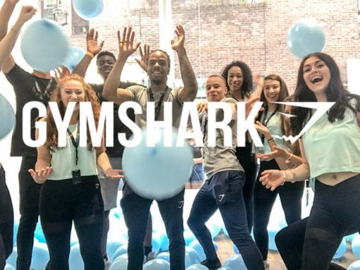 Gym Shark Promotional Staff