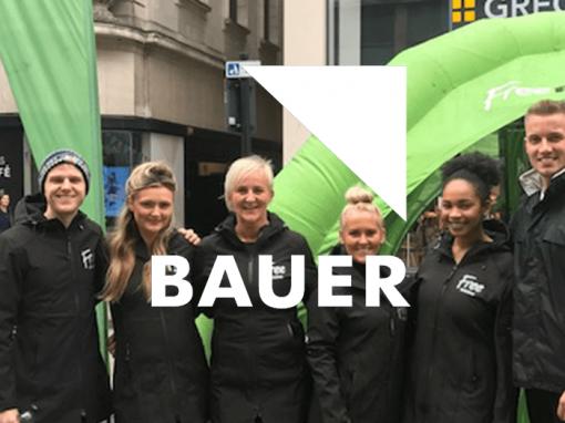 Bauer Media Brand Ambassadors