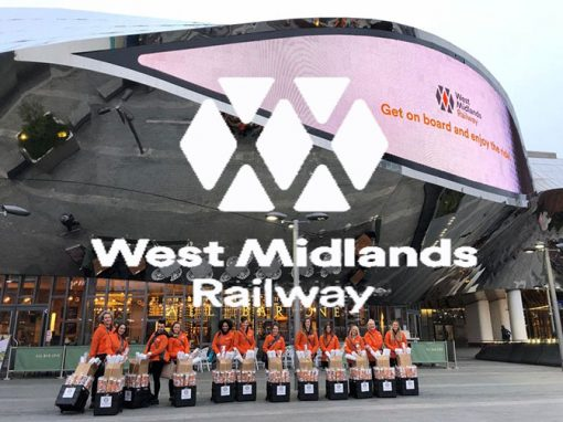 West Midlands Railway Brand Ambassadors